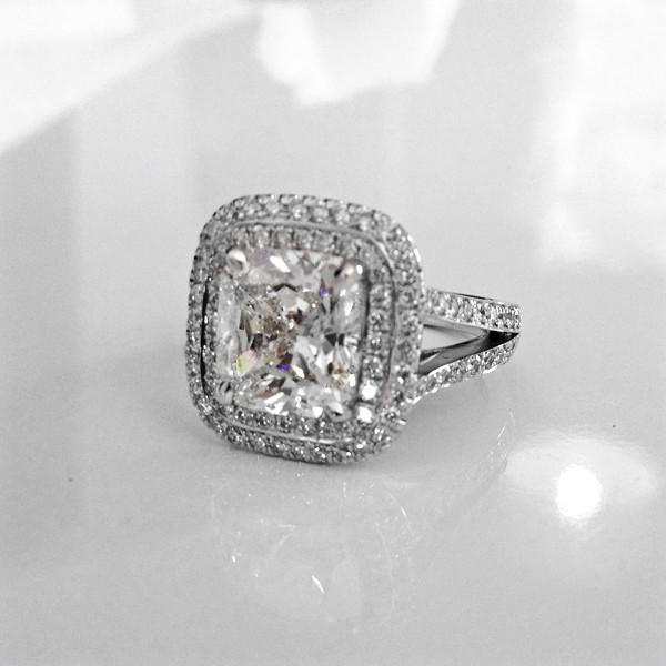 Populaire Grosse bague diamant | Cool costume jewelry for you YE06